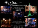 Kif's Sports Bar and Hookah Lounge